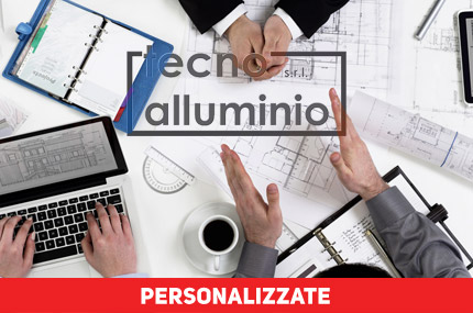 finiture personalizzate, finiture alluminio custum made